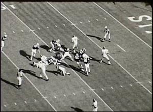 [Coaches' Film: North Texas State University vs. Memphis, 1974]