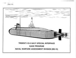 Primary view of object titled 'Base Visit 34 (Trident II, Tomahawk, Point Mugu, Letterkenny, Portsmouth)'.