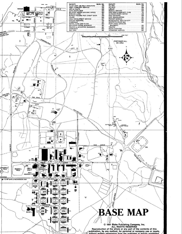 Army Ft Greely Briefing Book Digital Library