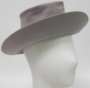 Primary view of object titled 'Fedora Hat'.