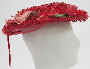 Primary view of object titled 'Sailor Hat'.