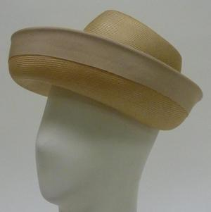 Primary view of object titled 'Breton Hat'.