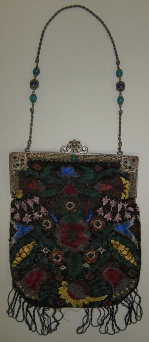 Primary view of object titled 'Purse'.