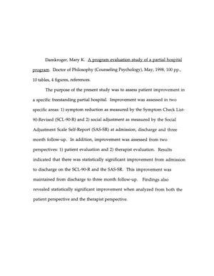 Program evaluation dissertation college essay tutoring