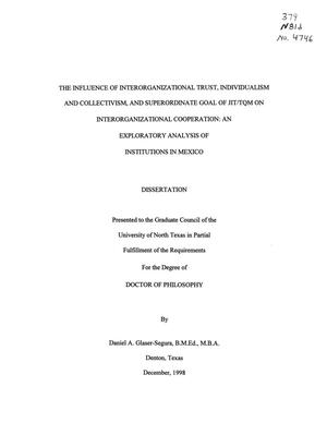 Phd thesis construction management
