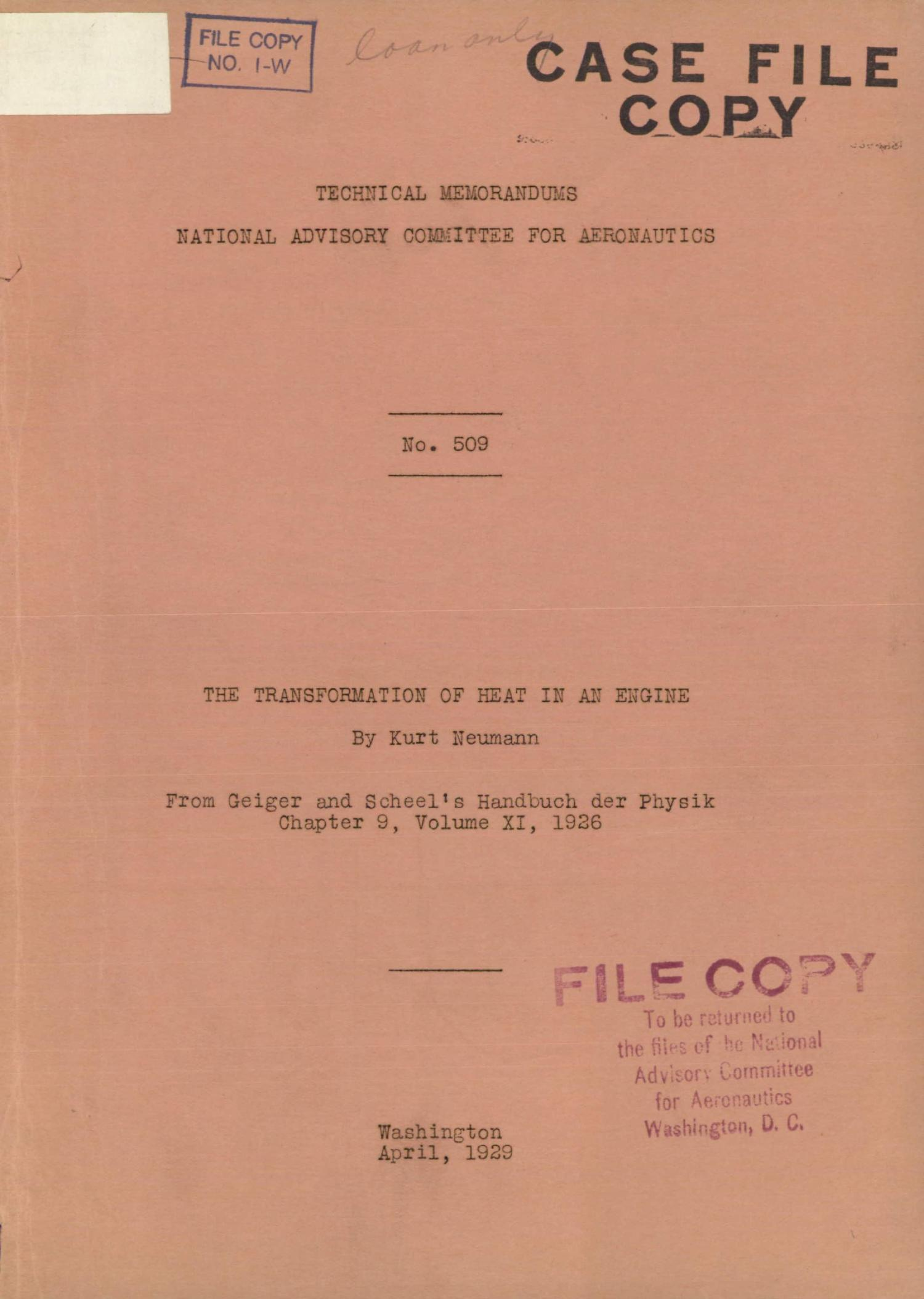The Transformation of Heat in an Engine                                                                                                      [Sequence #]: 1 of 34