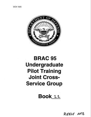 Primary view of object titled 'UPT (Pilot Training) JCSG - Book 11, 12, 13'.