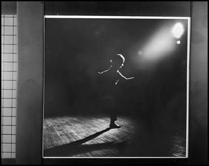 Primary view of object titled '[Photograph of Dancer]'.