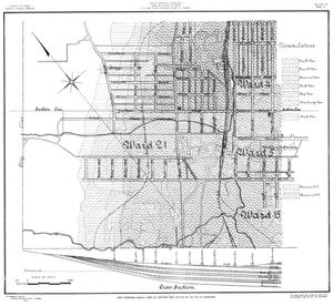 Primary view of Mine Workings Under a Part of the Hyde Park Section of the City of Scranton