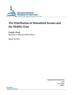 The Distribution of Household Income and the Middle Class