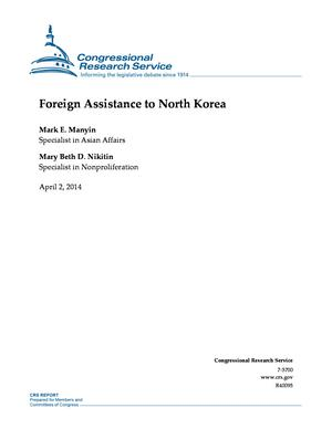 Foreign Assistance to North Korea