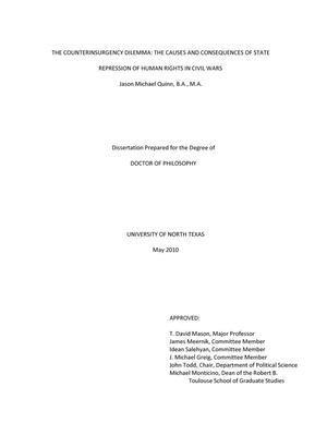 Dissertation in tourism marketing