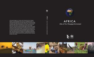 Primary view of object titled 'Africa: Atlas of Our Changing Environment'.