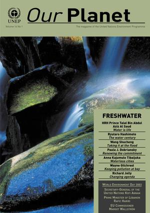 Our Planet, Volume 14, Number 1 : Freshwater