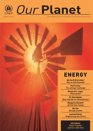 Our Planet, Volume 14, Number 3 : Energy