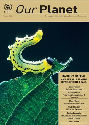 Our Planet, Volume 16, Number 2 : Nature's Capital and the Millenium Development Goals