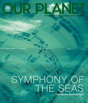 Primary view of object titled 'Our Planet : Symphony of the Seas - The Marine Environment'.