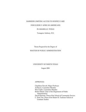 health care issues related to african american elderly essay - healthcare disparities are when there are inequalities or differences of the conditions of health and the quality of care that is received among specific groups of people such as african americans, caucasians, asians, or hispanics.