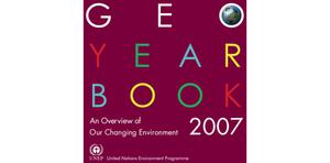 Primary view of object titled 'GEO Year Book 2007: An Overview of Our Changing Environment'.