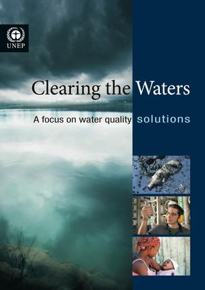 Primary view of object titled 'Clearing the Waters: A focus on water quality solutions'.