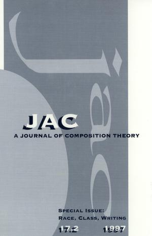 Primary view of object titled 'JAC: A Journal of Composition Theory, Volume 17, Number 2, 1997'.