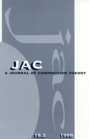 JAC: A Journal of Composition Theory, Volume 18, Number 2, 1998