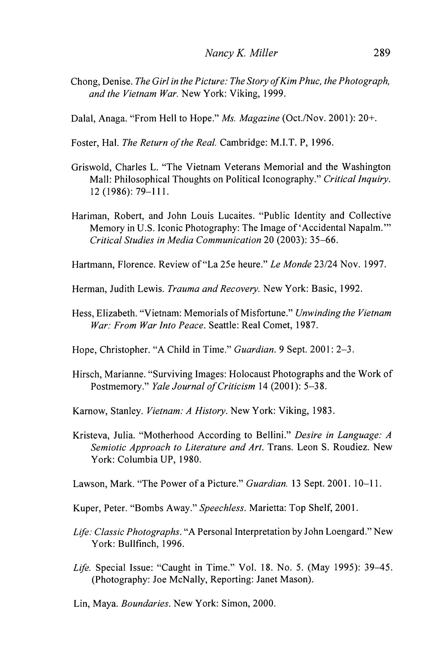JAC: A Journal of Composition Theory, Volume 24, Number 2, 2004                                                                                                      289