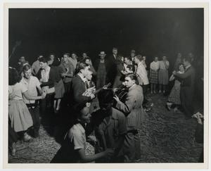 Primary view of object titled '[Stir-off Music and Dance]'.