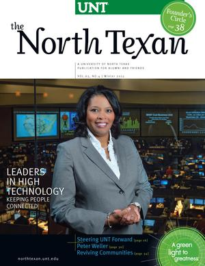 The North Texan, Volume 63, Number 4, Winter 2013
