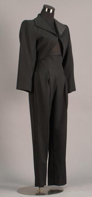 Primary view of object titled 'Pantsuit'.