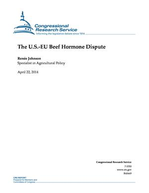 The U.S.-EU Beef Hormone Dispute
