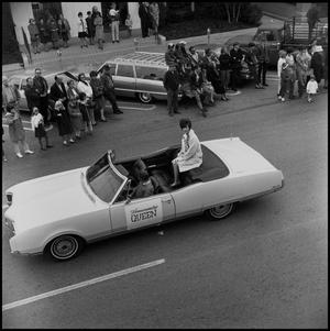 Primary view of object titled '[Homecoming Parade 1966]'.
