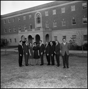 Primary view of object titled '[Accounting Club]'.