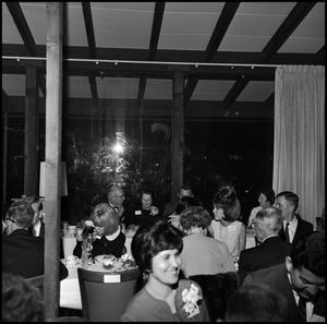 Primary view of object titled '[Alumni banquet]'.