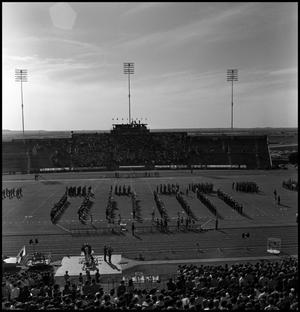 Primary view of object titled '[AFROTC Corps Day 1967]'.