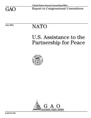 Primary view of object titled 'NATO: U.S. Assistance to the Partnership for Peace'.