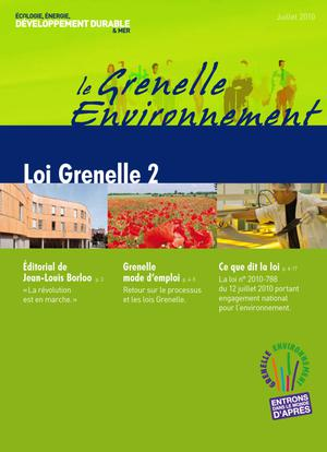 Primary view of object titled 'Grenelle Environnement'.