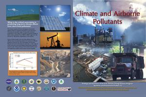 Climate and Airborne Pollutants