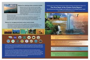 Primary view of object titled 'Findings of the U.S. Climate Change Science Program Synthesis and Assessment Report 2.2: The First State of the Carbon Cycle Report: North American Carbon Budget and Implications for the Global Carbon Cycle'.