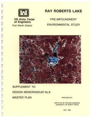 Pre-impoundment Environmental Study of Ray Roberts Lake