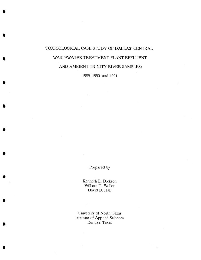 case study title page format