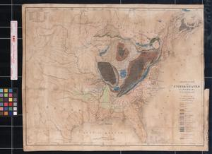 Primary view of object titled 'Travels in North America, in the years 1841-2; with geological observations on the United States, Canada, and Nova Scotia. By Charles Lyell.'.