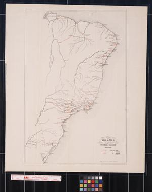 Primary view of object titled 'Brazil: Provincial Railroads'.