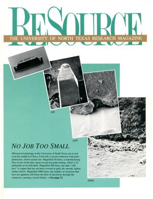 ReSource, Volume 6, Number 1, Fall 1989