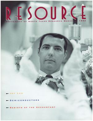 ReSource, Volume 9, Number 1, Fall 1992