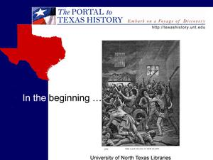 Primary view of object titled 'Teaching With The Portal to Texas History'.