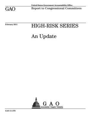 Primary view of object titled 'High-Risk Series: An Update'.