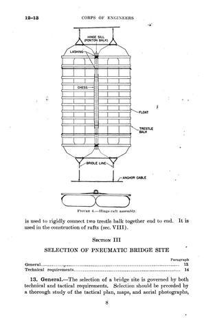 Pneumatic ponton bridge M3 - Page 6 - Digital Library