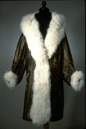 Primary view of object titled 'Evening Coat'.