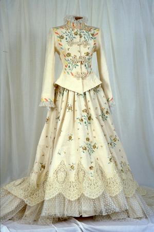 Primary view of object titled 'Wedding Ensemble'.